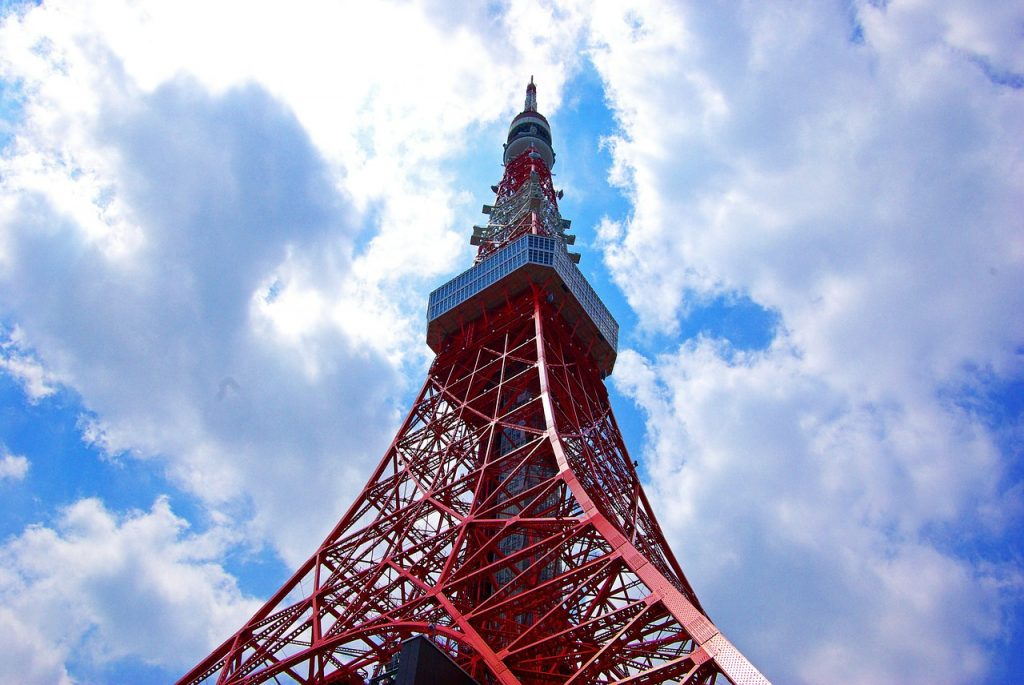Things to do tokyo: tokyo tower