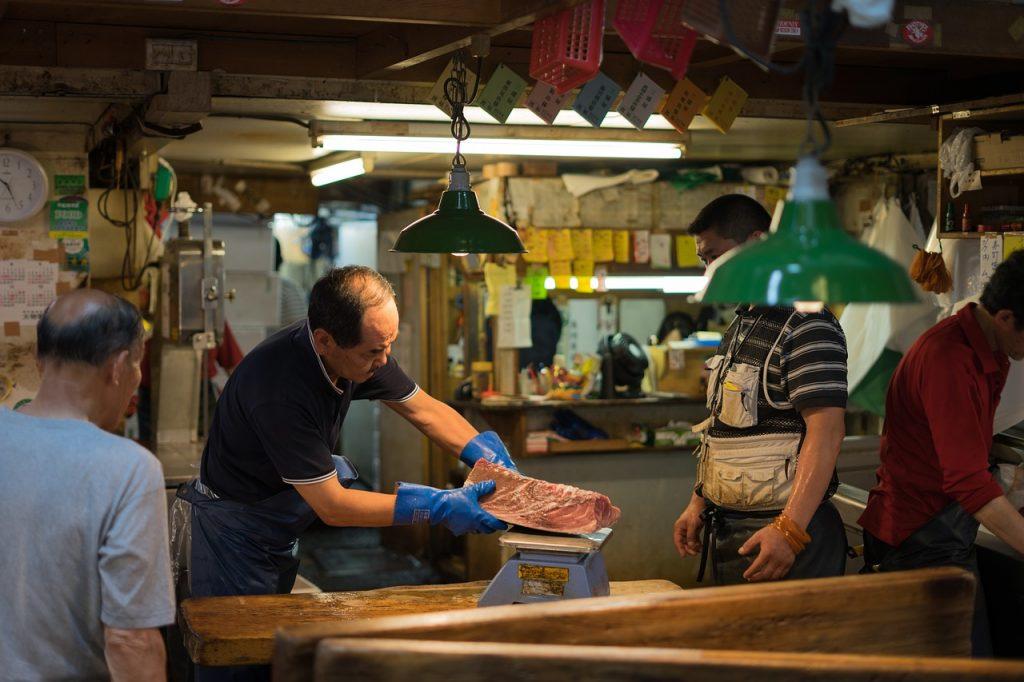Tsukiji / Toyosu Fish Market